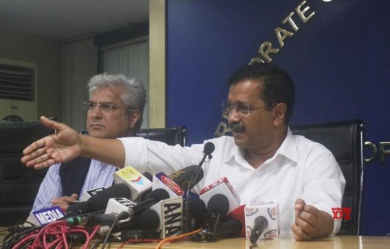 COVID-19 : Delhi CM announces Rs 5000/- for Daily Workers in Delhi