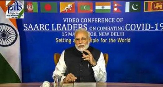 Covid-19 took only 4 days to go from 2 lakh to 3 lakh: Modi
