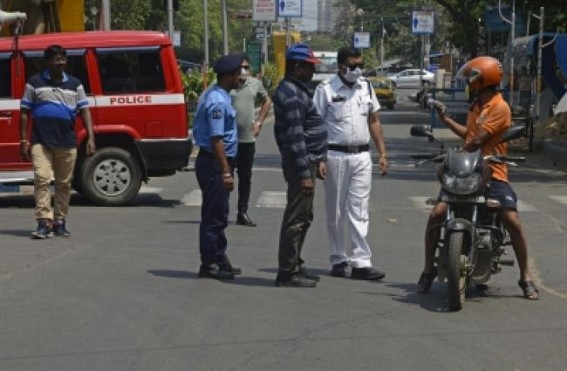 Trinamool councillor arrested for heckling police