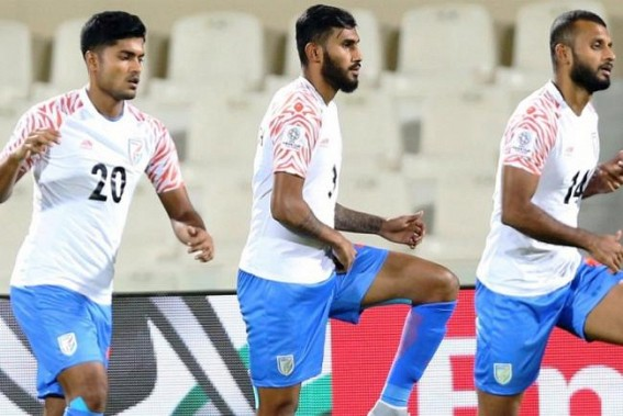 Indian footballers join hands in fight against COVID-19