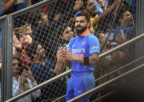 Kohli reveals career-shaping advice from father, ICC shares quote