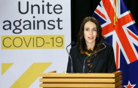 NZ PM's popularity shoots up over COVID-19 crisis management