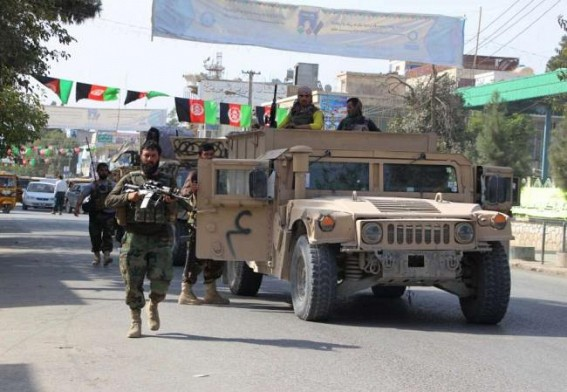10 killed, 14 injured in twin attacks in Afghanistan