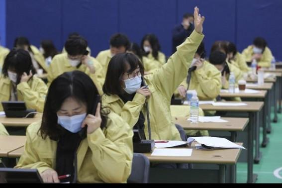 Seoul kindergarten student tests COVID-19 positive