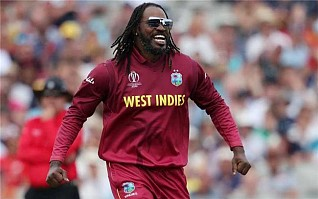 Racism is not only in football, it's in cricket too: Gayle