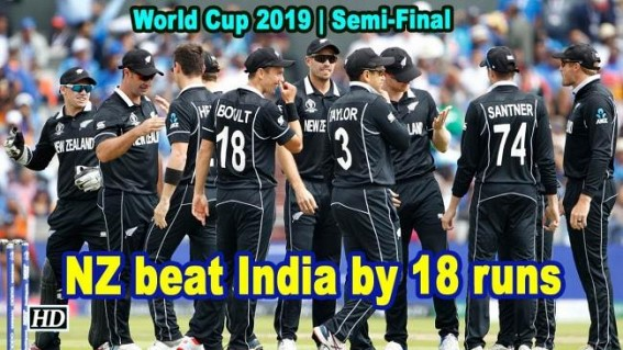 Beating India Neesham's favourite 2019 WC memory