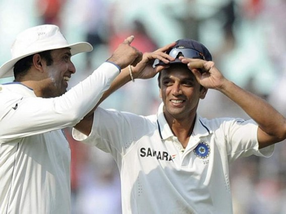 Dravid ultimate team man, game's most committed student: Laxman