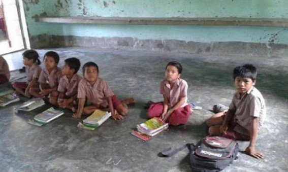 Narrow Education Policy ! 201 existing State Govt Schools to be Closed in Tripura