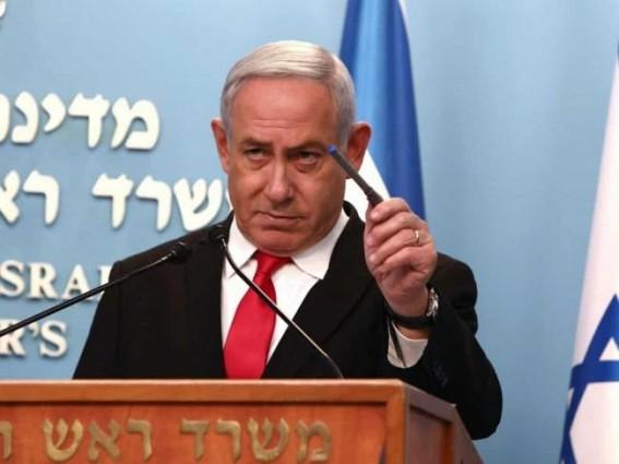 Israel prepared to negotiate with Palestinians: Netanyahu