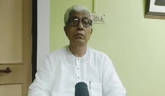 'BJP Govt is Inhumanly Exploiting People by increasing fuel prices', says Tripura Ex-CM Manik Sarkar