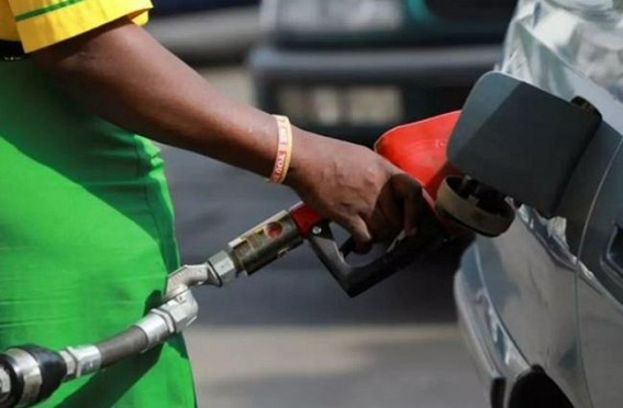 Petrol, diesel prices unchanged for 6th straight day