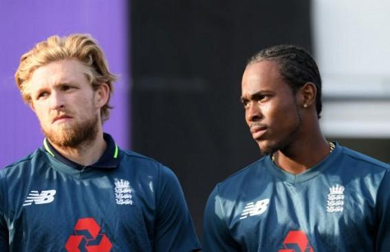 England name 24-member training group for Ireland ODIs