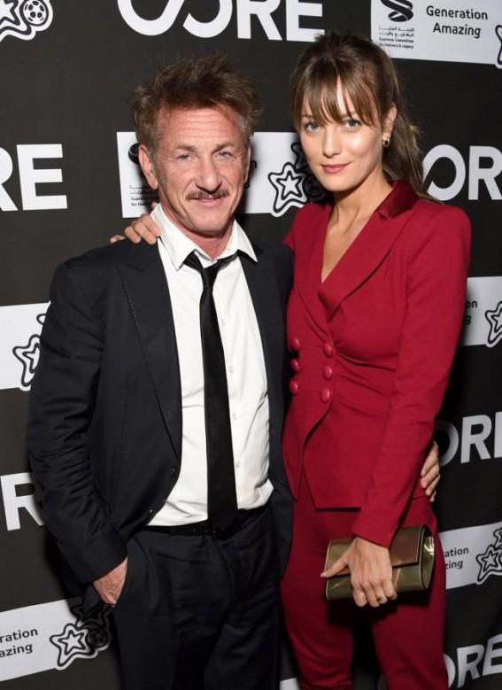 Sean Penn had a 'Covid wedding'