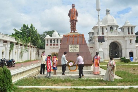 DSO remembers Freedom Fighter Khudiram Bose on his death anniversary