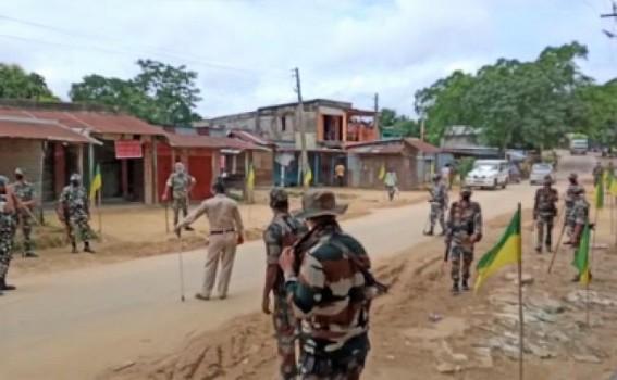 BJP, IPFT activists' massive fight at Taidu