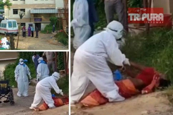 GB COVID-Treatment Centre's Horrifying Incidents erupt mass resentment against Health Dept, heavy anger among public over increasing Casualties, Negligence allegations