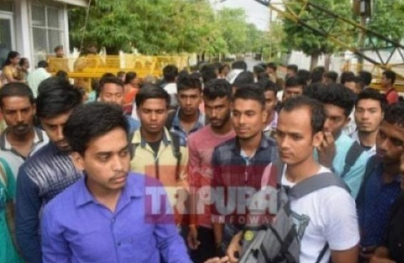 Unemployment hits Tripura, No plan for further Recruitment yet