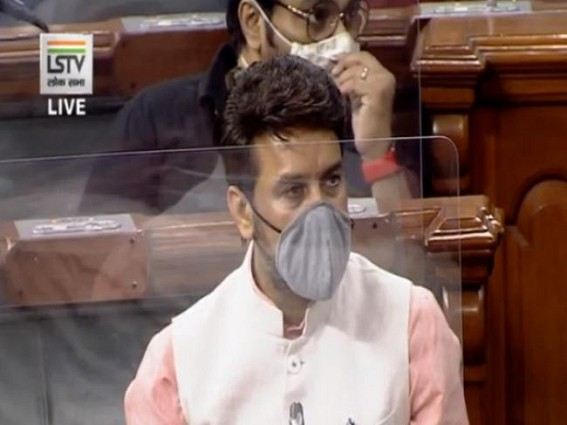 Anurag regrets Nehru remarks as LS sees 4 adjournments