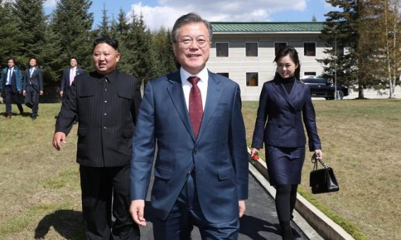 Pyongyang summit deal should be fulfilled: S.Korean Prez