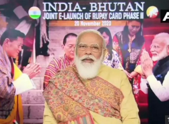 India to send Bhutan satellite in space next year: Modi