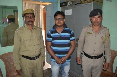 Man arrested for spreading fake news in social media on COVID-19. TIWN Pic March 29