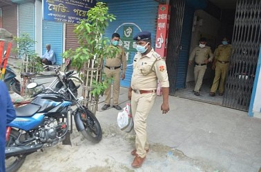 2 detained from Joynagar after heavy cashes were recovered