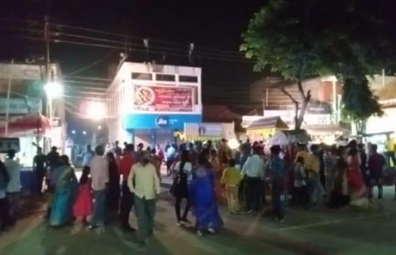 Navami puja festival spirit on peak across State