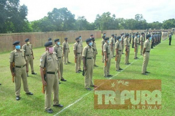Preparations for 15th August started in Tripura