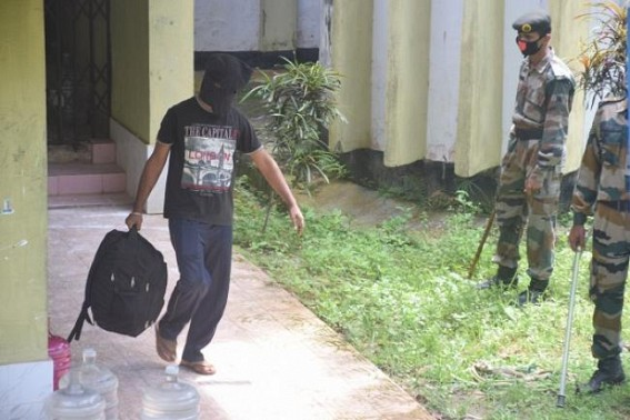Tripura Spitting on Doctor case: 4 arrested