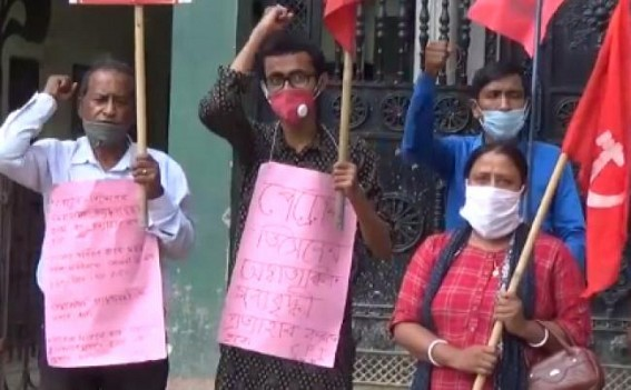 CPI protests over Fuel Price hikes