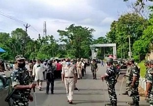 BJP - IPFT Honeymoon over ? 24 hrs Khumulwng Bandh called by IPFT on Thursday : Emergency Services, Medical Shops, Ambulances to be exempted from Strike Affects