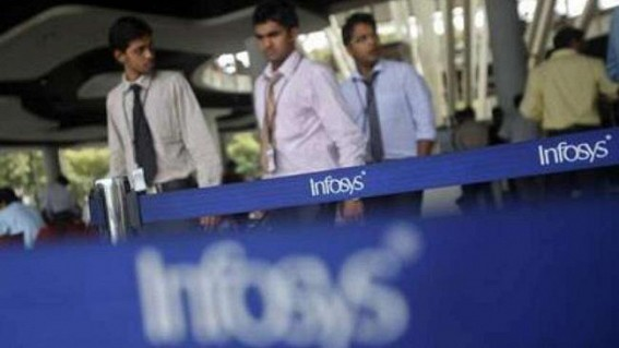 Infosys logs 16.6% growth in Q3 net profit