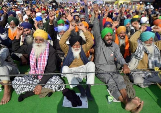 Laws framed by legislators, not courts: Sidhu on farmers' stir