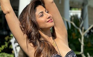Shilpa Shetty doesn't believe in aging stereotypes