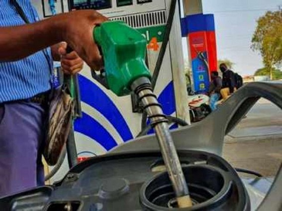 Petrol, diesel rates unchanged for 2nd consecutive day