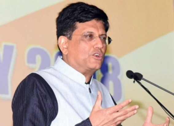 Goyal stresses on manufacturing high quality containers in India