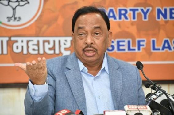 BJP leader Narayan Rane demands President's Rule in Maharashtra