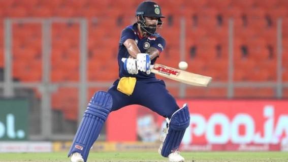 Kohli rises to fourth spot in ICC T20I rankings