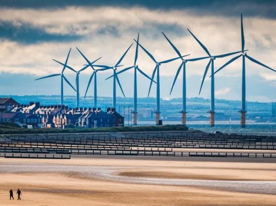 UK announces landmark deal in green energy transition