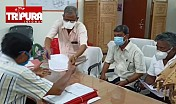 CPI-M South district committee gave deputation to Chief Medical Officer with a 6-point demand