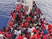 Over 2,000 illegal migrants rescued off Libyan coast last week