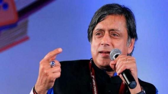 Tharoor asks for immediate change of leadership in Congress