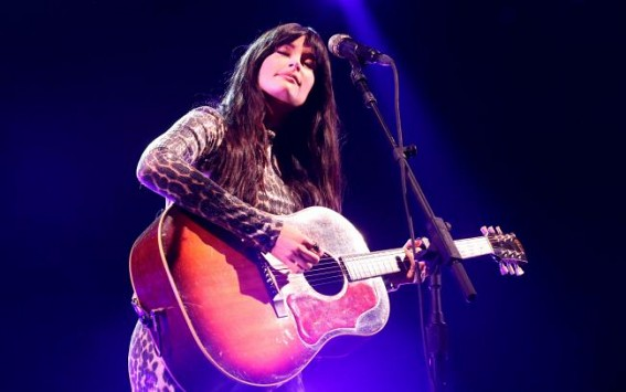 Kacey Musgraves had 'guided magic mushrooms' trip to deal with divorce