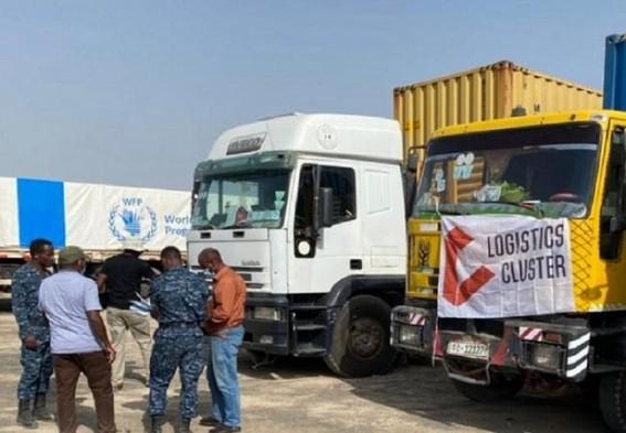 UN working to get more relief convoys into Ethiopia's Tigray