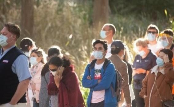 'Ending Australian lockdowns at 70% vax rate not prudent'