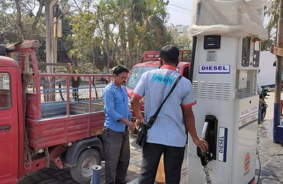 Petrol, Diesel Prices maintain a 'Consistency' in Price Hikes