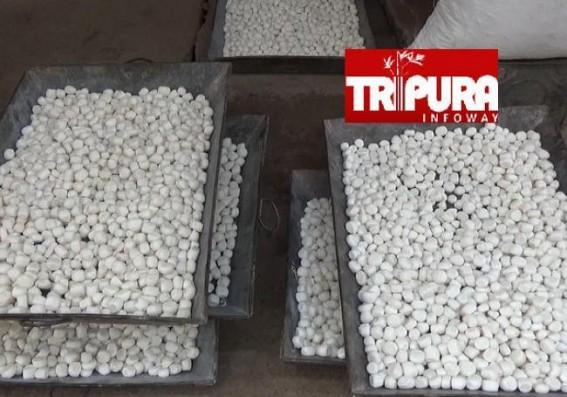 Ahead of Makar Sankranti, Traditional Food items sellers facing acute losses due to down economy in Tripura