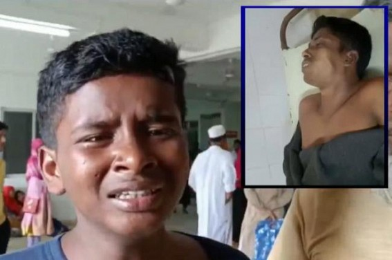 Custodial Murder alleged in Tripura, Family alleged 'Pre-Planned' murder