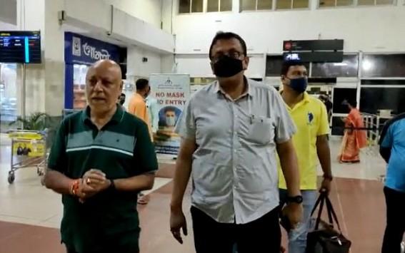 'After Bengal, Tripura is the 2nd home for TMC', Says TMC MP Shantunu Sen