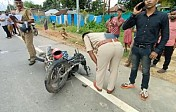1 Dead, 2 Critical in Road Mishap at Udaipur